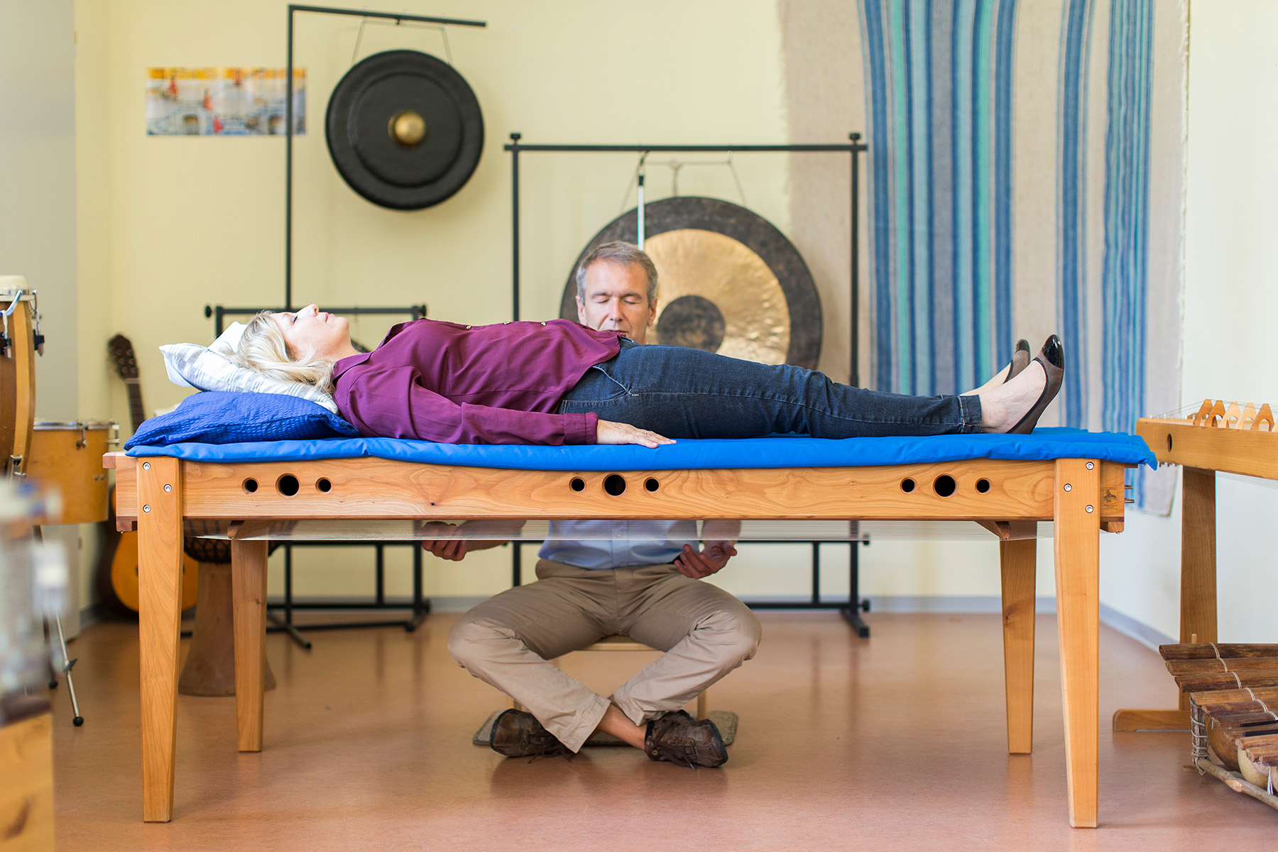 Psychotherapeutische Behandlung bei Tinnitus in Privatklinik MENTALVA